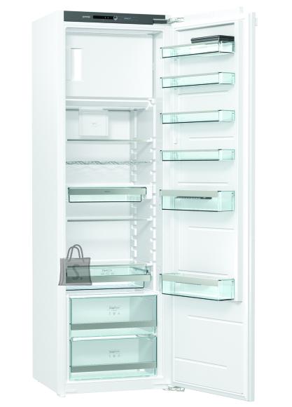 Gorenje Gorenje Refrigerator RBI5182A1 Built-in, Larder, Height 177 cm, A++, Fridge net capacity 251 L, Freezer net capacity 29 L, Display, 38 dB, White