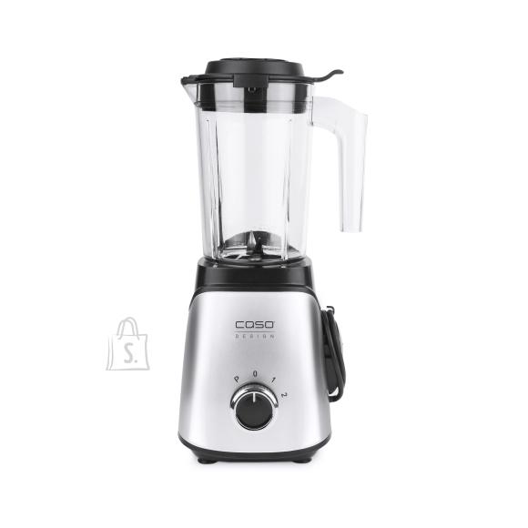 Caso Caso Blender with vacuum function B300 VacuServe Stainless steel, 300 W, BPA-free Tritan, 0.7 L, Mini chopper, 20000 RPM, Type Blender