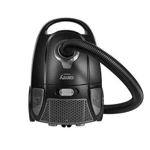 Camry Camry Vacuum Cleaner 	CR 7037 Bagged, Black, 800 W, 3 L, A, A, A, A, 68 dB, HEPA filtration system,