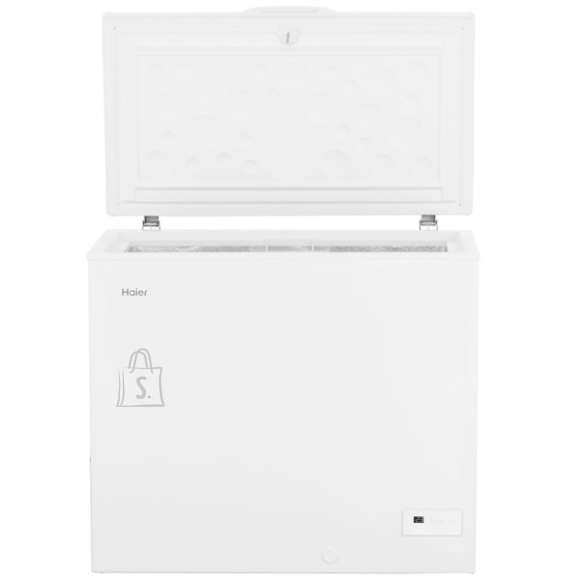 Haier Haier Freezer HCE203R Chest, Height 84.5 cm, Total net capacity 203 L, A+, Freezer number of shelves/baskets 1, White, Free standing