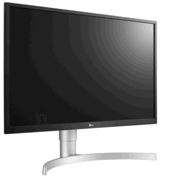 """LG LG 27UL550-W 27 """", IPS, 4K UHD, 3840 X 2160, 16 : 9, 5 ms, 250 cd/m?, Silver, HDMI ports quantity 2"""