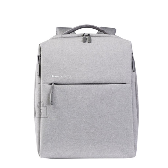 "Xiaomi Xiaomi Mi City Backpack  Fits up to size 14 "", Light Grey, Shoulder strap, Backpack, 13.3-14 """