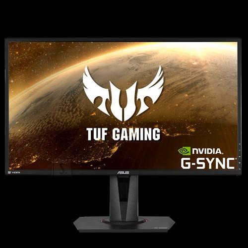 """Asus Asus Gaming LCD VG27AQ 27 """", IPS, WQHD, 2560 x 1440 pixels, 16:9, 1 ms, 350 cd/m², Black"""