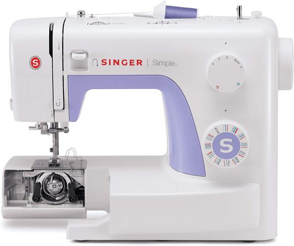 Singer Singer Sewing Machine Simple 3232 Number of stitches 32, Number of buttonholes 1, White