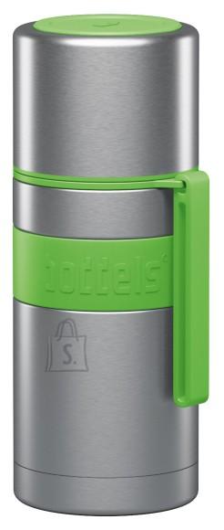 Termos Apple green, Capacity 0.35 L, Diameter 7.2 cm, Bisphenol A (BPA) free