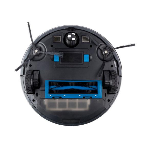 ETA ETA Vacuum cleaner Fido ETA151290000 Robot, 0.5 L, 67 dB, 14.4 V, Grey, Cordless, 120 min