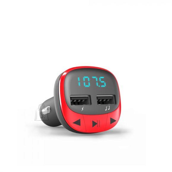Energy Sistem Energy Sistem Car FM Transmitter , Red
