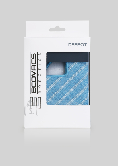 Ecovacs Ecovacs DEEBOT Mop Kit D-CC3H for Deebot OZMO 700/750/920/950, Blue