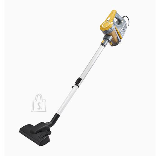 Adler Adler Vacuum Cleaner AD 7036 Corded operating, Handstick and Handheld, 800 W, Operating radius 7 m,  Yellow/Grey