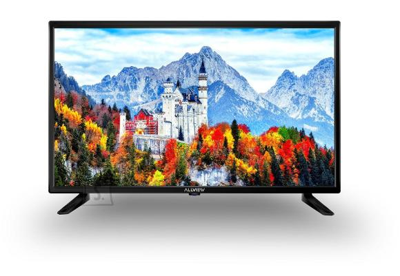 "Allview Allview 25ATC5000-F 25"" (65cm), Full HD LED, DVB-T/C, Black, 1920 x 1080"