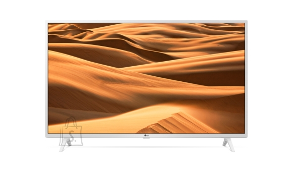 "LG LG 43UM7390PLC 43"" (108 cm), Smart TV, Ultra HD LED, 3840 x 2160, Wi-Fi, DVB-T/T2/C/S/S2, White"