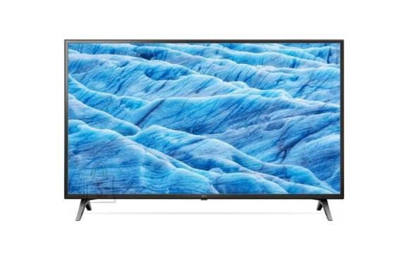 """LG LG 43UM7100PLB 43"""" (108 cm), Smart TV, Ultra HD LED, 3840 x 2160, Wi-Fi, DVB-T/T2/C/S/S2, Silver"""