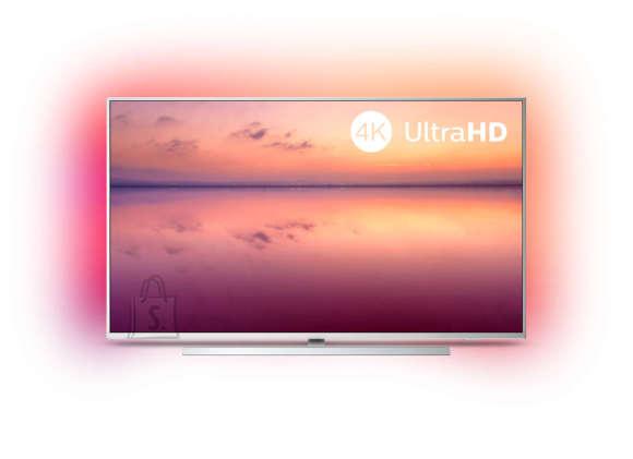 "Philips Philips 43PUS6804/12 43"" (108 cm), Smart TV, Ultra HD LED, 3840 x 2160, Wi-Fi, DVB-T/T2/T2-HD/C/S/S2, Silver"