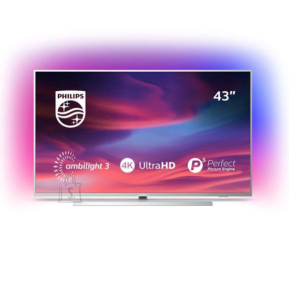 "Philips Philips 43PUS7304/12 43"" (108 cm), Smart TV, UHD LED, 3840 x 2160, Wi-Fi, DVB T/C/T2/S/S2, Grey"