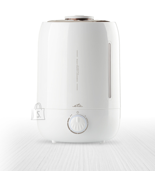 ETA ETA Air humidifier  ETA062990000 White, Type Ultrasonic, 25 W, Suitable for rooms up to 30 m², Water tank capacity 4 L