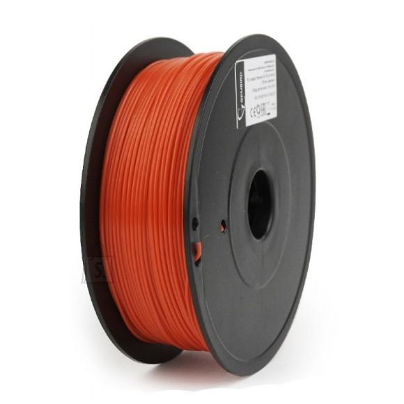 Flashforge PLA plastic filament  1.75 mm diameter, 0.6 kg narrow spool, 53 mm spool, Red