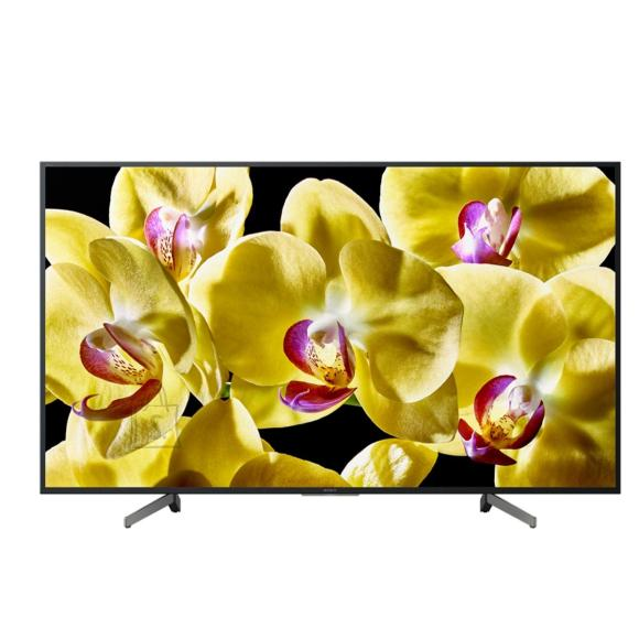 "Sony Sony KD55XG8096 55"" (140 cm), Smart TV, 4K Ultra HD LED, 3840 x 2160 pixels, Wi-Fi, DVB-T2/T/S2/S/C, Black"