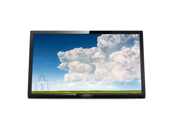 "Philips Philips 24PHS4304/12  24"" (60 cm), LED HD, 1366 x 768, DVB-T/T2/C/S/S2, Black"