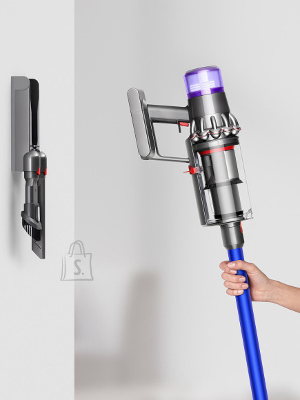 Dyson Dyson Vacuum Cleaner  V11 Absolute Warranty 24 month(s), Handstick 2in1, Blue/Silver, 0.76 L, Cordless, 60 min