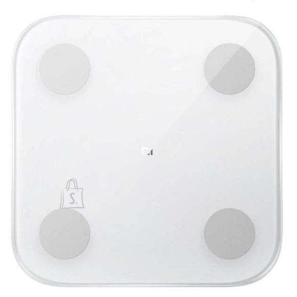 Xiaomi Xiaomi Smart Scale 2 Body Composition NUN4048GL Maximum weight (capacity) 150 kg, Accuracy 100 g, Body Mass Index (BMI) measuring, White