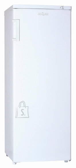 Goddess Goddess Freezer GODFSC0143TW8 A+, Upright, Free standing, Height 143 cm, Total net capacity 163 L, White