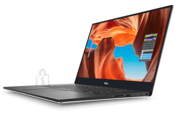 """Dell Dell XPS 15 7590 Silver, 15.6 """", OLED, UHD, 3840 x 2160, Gloss, Intel Core i7, i7-9750H, 16 GB, DDR4, SSD 1000 GB, NVIDIA GeForce GTX 1650, GDDR5, 4 GB, No Optical drive, Windows 10 Pro, 802.11ax, Bluetooth version 5.0, Keyboard language English, Keyboard backlit, Warranty Basic Onsite 36 month(s), Battery warranty 12 month(s)"""