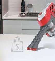 Hoover Hoover Vacuum cleaner HF122RH 011 Handstick 2in1, 12 W, 22 V, Silver/Red, 40 min, Cordless