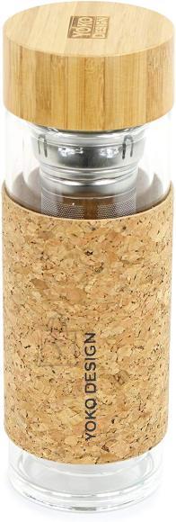 Yoko Design Yoko Design Tea cup Cork Capacity 0.35 L, Diameter 8 cm, Bisphenol A (BPA) free
