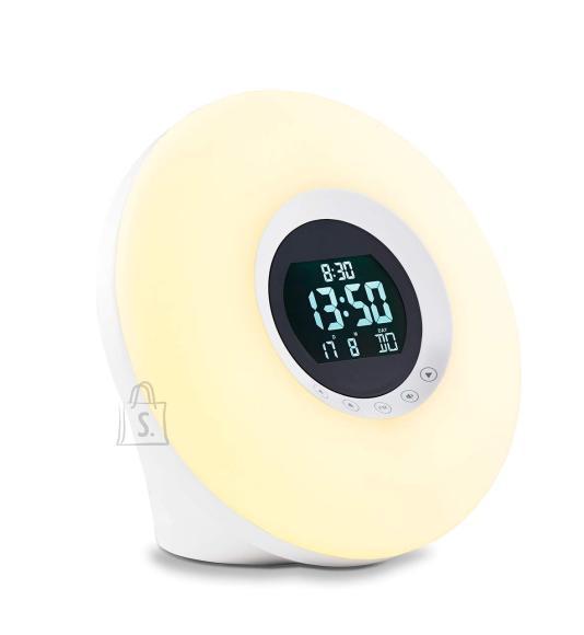 ADE ADE Alarm Clock with Radio  Wake-up Light CK 1718  Led Light
