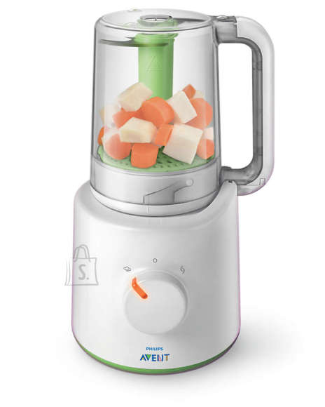 Philips Philips Combined Steamer and Blender  Avent  SCF870/20