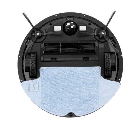ETA ETA Vacuum cleaner Raggio ETA522590000 Robot, 75 dB, Black, Cordless, 100 min
