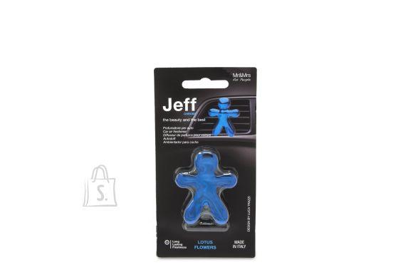 Mr&Mrs Mr&Mrs Car air freshener JEFF Lotus Flower, Light blue