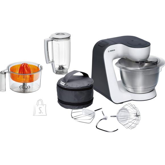 Bosch Bosch MUM5 Start Line universal Orange, Silver, Tran, 800 W, Blender, Buttons