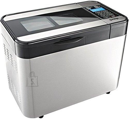 Gorenje Gorenje Bread maker BM1400E Power 815 W, Number of programs 12, Display LCD, Stainless steel