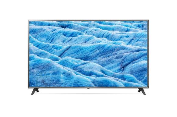 "LG LG 75UM7110PLB 75"" (189 cm), Smart TV, UHD 4K, 3840 x 2160, Wi-Fi, DVB-T/T2/C/S/S2, Silver"