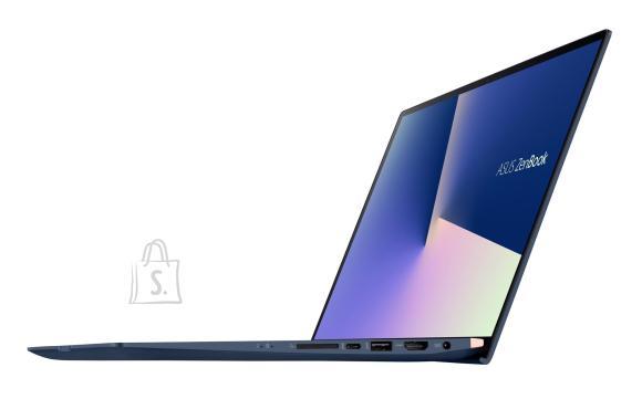 "Asus Asus ZenBook UX534FTC-A8223R Royal Blue, 15.6 "", FHD, 1920 x 1080 pixels, Matt, Intel Core i7, i7-10510U, 16 GB, SSD 1000 GB, Intel UHD Graphics 620, NVIDIA GeForce GTX1650 MAX Q, GDDR5, 4 GB, No ODD, Windows 10 Pro, 802.11ax, Bluetooth version 5.0, Keyboard language English, Keyboard backlit, Warranty 24 month(s), Battery warranty 12 month(s)"