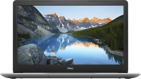 "Dell Dell Inspiron 17 3781 Silver, 17.3 "", IPS, Full HD, 1920 x 1080, Matt, Intel Core i3, i3-7020U, 8 GB, DDR4, SSD 256 GB, Intel HD, Tray load DVD Drive (Reads and Writes to DVD/CD), Windows 10 Home, 802.11ac, Keyboard language English, Russian, Keyboard backlit, Warranty 24 month(s), Battery warranty 12 month(s)"