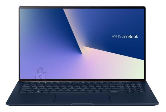 "Asus Asus ZenBook UX533FTC-A8221R Royal Blue, 15.6 "", FHD, 1920 x 1080 pixels, Matt, Intel Core i7, i7-10510U, 16 GB, SSD 512 GB, Intel UHD Graphics 620, NVIDIA GeForce GTX1650 MAX Q, GDDR5, 4 GB, No ODD, Windows 10 Pro, 802.11ax, Bluetooth version 5.0, Keyboard language English, Keyboard backlit, Warranty 24 month(s), Battery warranty 12 month(s)"