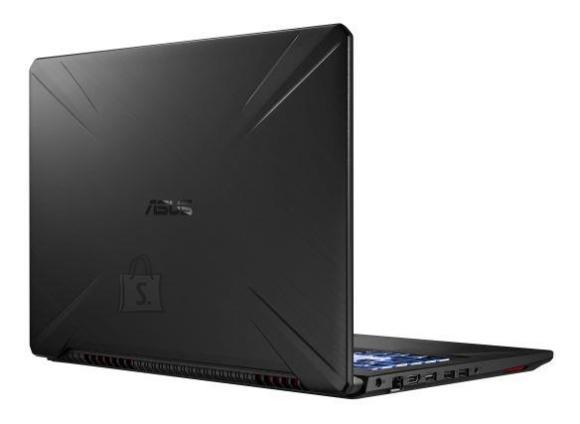 "Asus Asus TUF Gaming FX705DT-AU068T Stealth Black, 17.3 "", IPS, FHD, 1920 x 1080 pixels, Matt, AMD Ryzen,  5-3550H, 8 GB, DDR4, HDD 1000 GB, 5400 RPM, SSD 256 GB, AMD VEGA Graphics, NVIDIA GeForce GTX 1650, GDDR5, 4 GB, No ODD, Windows 10 Home, Wi-Fi 5(802.11ac) 1x1, Bluetooth version 5.0, Keyboard language English, Russian, Keyboard backlit, Warranty 24 month(s), Battery warranty 12 month(s)"