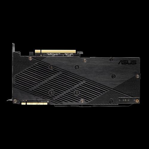 Asus Asus DUAL-RTX2080S-O8G-EVO-V2 NVIDIA, 8 GB, GeForce RTX 2080 SUPER, GDDR6, Processor frequency 1830  MHz, HDMI ports quantity 1, Memory clock speed 15500  MHz