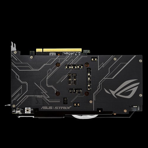 Asus Asus ROG-STRIX-GTX1660S-O6G-GAMING NVIDIA, 6 GB, GeForce GTX 1660 SUPER, GDDR6, PCI Express 3.0, Processor frequency 1845  MHz, HDMI ports quantity 2, Memory clock speed 14002  MHz