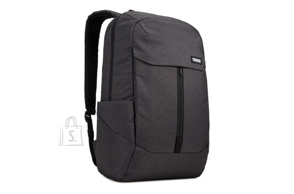 "Thule Thule Lithos TLBP-116 Fits up to size 15.6 "", Black, 20 L, Shoulder strap, Backpack"