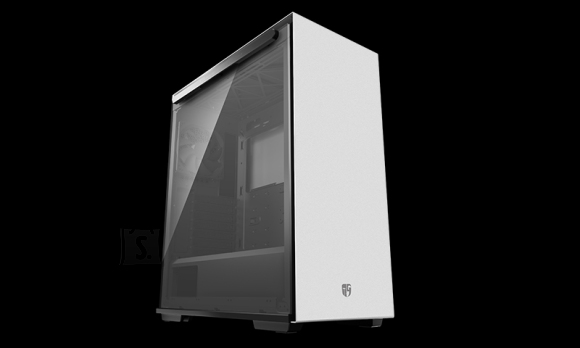 Deepcool Deepcool MACUBE 310 WH Side window, White, ATX, Power supply included No