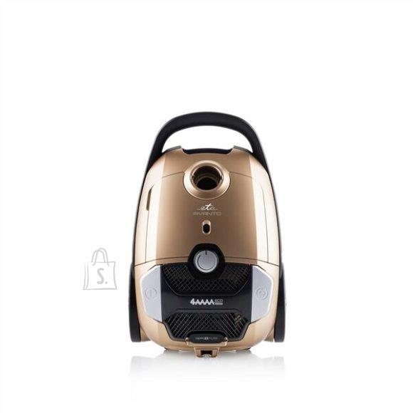 ETA ETA Avanto Vacuum cleaner ETA351990000 Bagged, Golden, 800 W, 3 L, A, A, A, A, 68 dB,