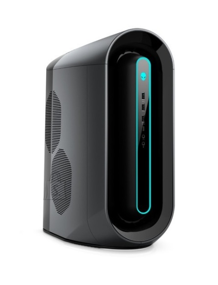 Dell Dell Alienware Aurora R9 Desktop, Tower, Intel Core i7, i7-9700K, 16 GB, DDR4, 512 GB, NVIDIA GeForce RTX 2060, No Optical Drive, English, Windows 10 Pro, Warranty Basic Onsite 36 month(s)