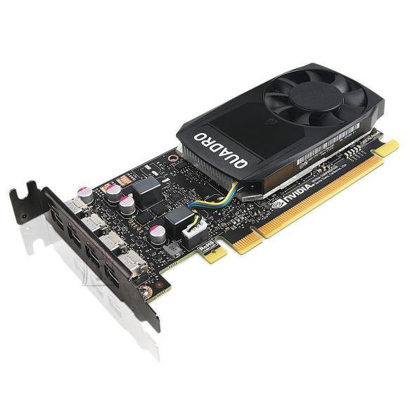 Lenovo Lenovo ThinkStation  Nvidia Quadro P1000 Nvidia, 4 GB, GDDR5, PCI Express 3.0*16
