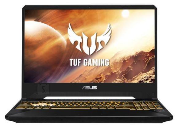 "Asus Asus TUF Gaming FX505DV-AL036T Gunmetal Gray, 15.6 "", IPS, FHD, 1920 x 1080 pixels, Matt, AMD Ryzen, 7-3750H, 16 GB, DDR4, SSD 512G GB, AMD VEGA Graphics, NVIDIA GeForce RTX 2060, GDDR6, 6 GB, No ODD, Windows 10 Home, Wi-Fi 5(802.11ac) 2x2, Bluetooth version 5.0, Keyboard language English, Keyboard backlit, Warranty 24 month(s), Battery warranty 12 month(s)"