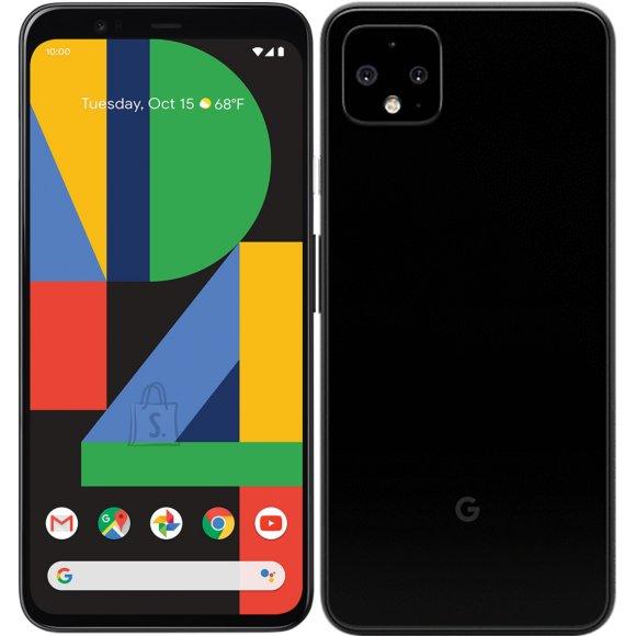 Google Pixel 4 XL Black, 6.3 nutitelefon