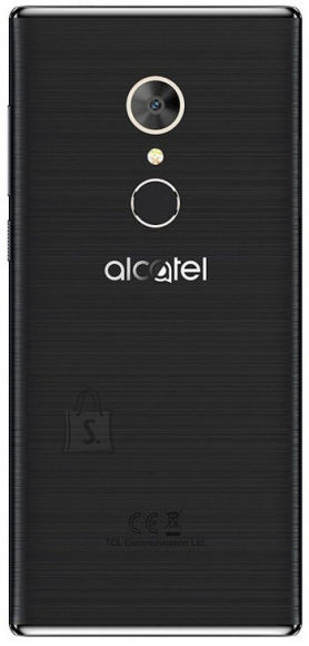 Alcatel 5 5086D Black, 5.7 nutitelefon