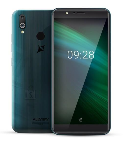 Allview A10 Max Gradient Turquoise, 5.99 nutitelefon